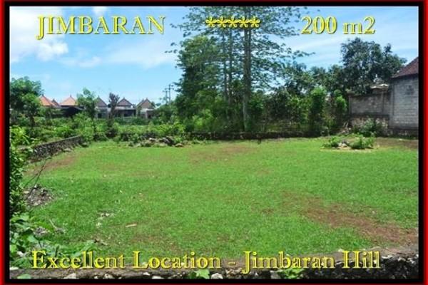TANAH di JIMBARAN BALI DIJUAL Untuk INVESTASI TJJI087
