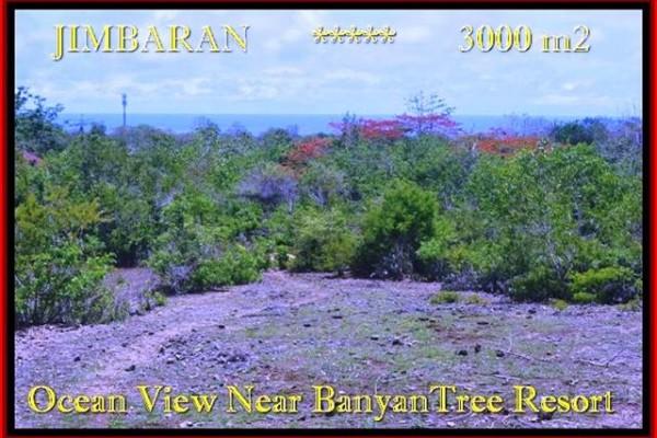TANAH JUAL MURAH  JIMBARAN BALI 30 Are View laut , bukit dan hotel – TJJI090