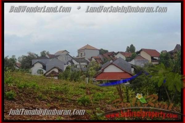 TANAH MURAH di JIMBARAN BALI 1,500 m2  Lingkungan Perumahan dan Villa