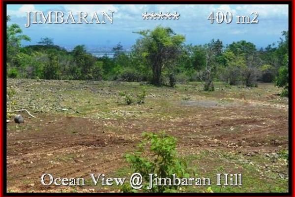 TANAH MURAH di JIMBARAN 400 m2 di Jimbaran Ungasan