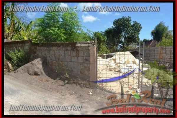 TANAH di JIMBARAN DIJUAL 200 m2 di Jimbaran Ungasan