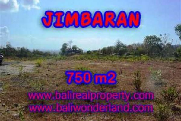 TANAH MURAH  di JIMBARAN BALI DIJUAL 7,5 Are View laut dan bandara