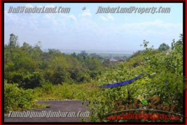 TANAH MURAH di JIMBARAN BALI DIJUAL 2,25 Are View laut dan bandara
