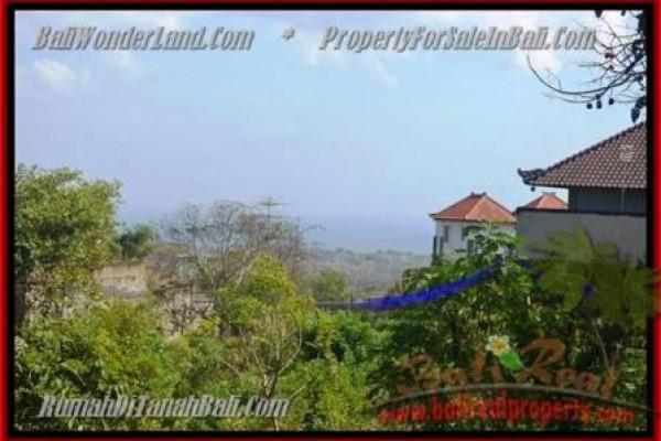 TANAH MURAH  di JIMBARAN BALI DIJUAL 4,4 Are View laut Lingkungan villa