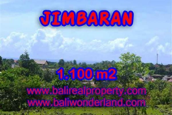 TANAH MURAH DIJUAL di JIMBARAN BALI 1,100 m2 di Jimbaran Ungasan