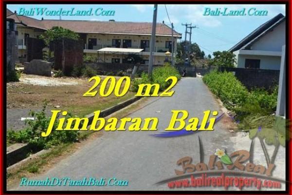 INVESTASI PROPERTI, TANAH DIJUAL di JIMBARAN TJJI101