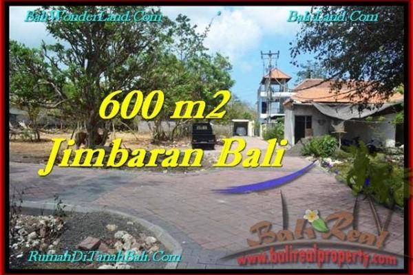 TANAH di JIMBARAN DIJUAL MURAH 600 m2 di Jimbaran Ungasan