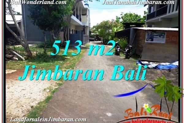 TANAH MURAH di JIMBARAN JUAL 5.13 Are Lingkungan Elite