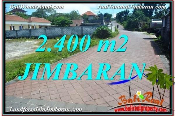 JUAL MURAH TANAH di JIMBARAN 24 Are Lingkungan Villa