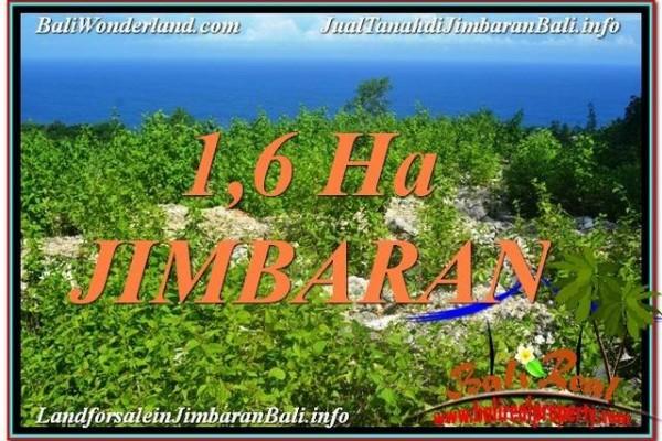 JUAL TANAH di JIMBARAN 160 Are di Jimbaran Uluwatu