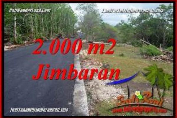 INVESTASI PROPERTY, JUAL TANAH di JIMBARAN TJJI133B