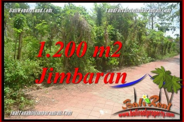 TANAH di JIMBARAN DIJUAL Untuk INVESTASI TJJI128A
