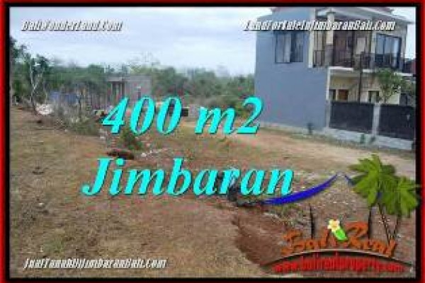 DIJUAL MURAH TANAH di JIMBARAN 400 m2 di JIMBARAN UNGASAN