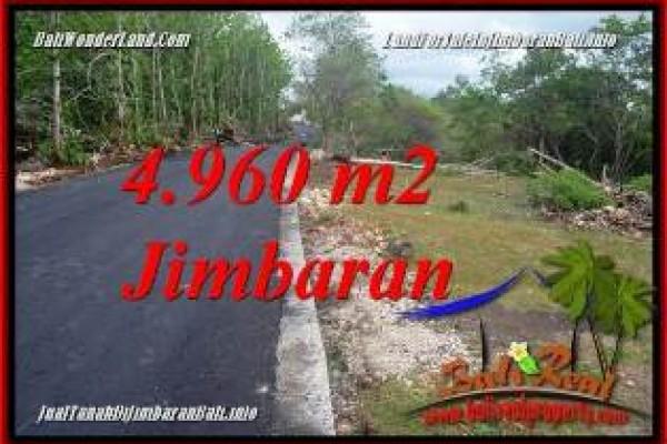 JUAL MURAH TANAH di JIMBARAN BALI 4,960 m2 di JIMBARAN UNGASAN