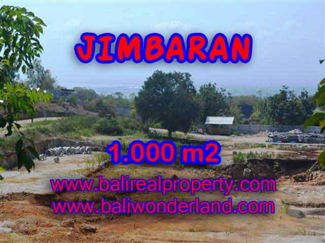 TANAH MURAH DI JIMBARAN DIJUAL RP 3.750.000 / M2 - TJJI073