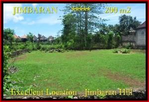 TANAH di JIMBARAN DIJUAL Untuk INVESTASI TJJI087