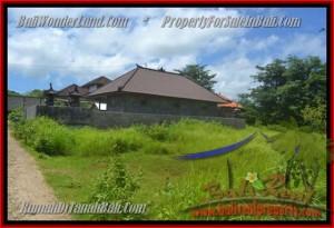 TANAH JUAL MURAH  JIMBARAN 500 m2  Lingkungan villa