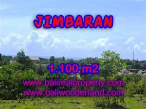 TANAH DIJUAL MURAH di JIMBARAN Untuk INVESTASI TJJI067