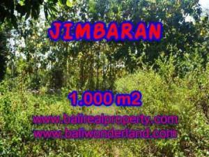 JUAL TANAH MURAH di JIMBARAN 10 Are di Jimbaran Ungasan