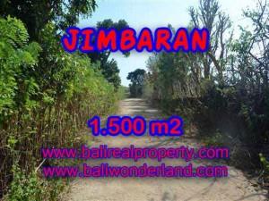 JUAL MURAH TANAH di JIMBARAN BALI 15 Are Lingkungan Perumahan dan Villa