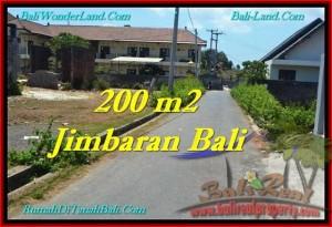DIJUAL MURAH TANAH di JIMBARAN BALI 200 m2 di Jimbaran Ungasan