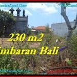 DIJUAL MURAH TANAH di JIMBARAN TJJI102
