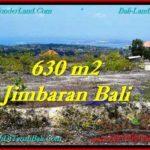 INVESTASI PROPERTI, TANAH DIJUAL di JIMBARAN BALI TJJI099