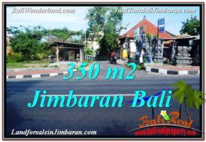 DIJUAL TANAH MURAH di JIMBARAN BALI 350 m2 di Jimbaran Ungasan