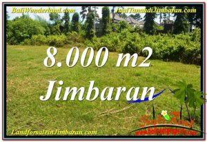 JUAL TANAH MURAH di JIMBARAN BALI 80 Are Lingkungan Villa