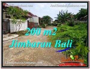 DIJUAL TANAH MURAH di JIMBARAN BALI Untuk INVESTASI TJJI106