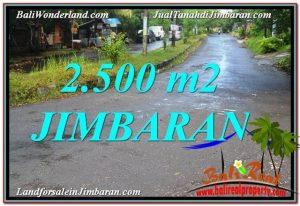 TANAH MURAH di JIMBARAN DIJUAL TJJI118