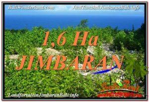 TANAH MURAH di JIMBARAN BALI DIJUAL 16,000 m2 di Jimbaran Uluwatu