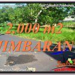 TANAH di JIMBARAN BALI DIJUAL Untuk INVESTASI TJJI114