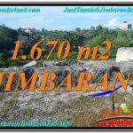 TANAH MURAH di JIMBARAN DIJUAL Untuk INVESTASI TJJI116
