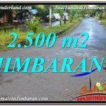 JUAL MURAH TANAH di JIMBARAN 25 Are di Jimbaran Ungasan