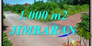 JUAL TANAH di JIMBARAN BALI 10 Are Lingkungan Villa