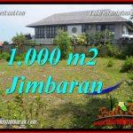 DIJUAL TANAH MURAH di JIMBARAN BALI 1,000 m2 di Jimbaran Ungasan