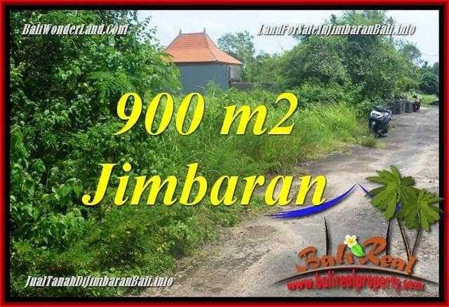 JUAL MURAH TANAH di JIMBARAN 9 Are Lingkungan Perumahan