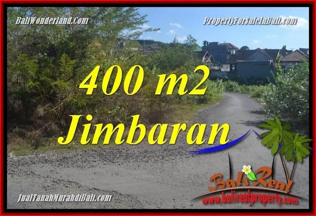 TANAH DIJUAL di JIMBARAN 400 m2 di Nusadua