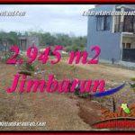 TANAH DIJUAL di JIMBARAN BALI 29.45 Are LINGKUNGAN VILLA