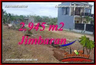 TANAH MURAH di JIMBARAN BALI DIJUAL Untuk INVESTASI TJJI132