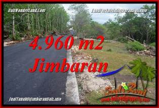 JUAL TANAH MURAH di JIMBARAN BALI 49.6 Are LINGKUNGAN VILLA