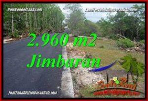 TANAH JUAL MURAH JIMBARAN 29.6 Are LINGKUNGAN VILLA